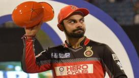 विराट कोहली आयपीएलमध्ये सर्वाधिक धावा करणारा खेळाडू