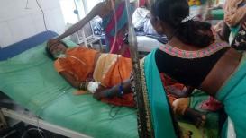 सरकार लक्ष देणार का? रूग्णवाहिका नसल्यानं गडचिरोलीत नवजात बाळासह गर्भवती मातेचा मृत्यू