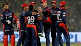 दिल्लीचा चेन्नईवर 34 धावांनी विजय