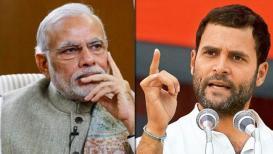 मोदींनी 'राफेल'वर माझ्यासोबत 15 मिनिटं चर्चा करून दाखवावी : राहुल गांधी