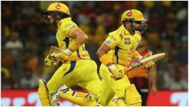 #IPL2018Final : 'यहाँ के हम सिंकदर',चेन्नईच यंदाची आयपीएलची 'किंग'