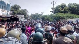 तूतिकोरिनमध्ये आंदोलनाला हिंसक वळण, 11 जणांचा मृत्यू