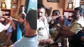 VIDEO: विद्यार्थिनीवर अतिप्रसंग करणाऱ्याला मनसेसैनिकाच 'खळ्ळ-खट्याक'