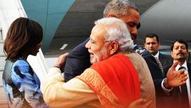Photos : मोदींनी 'या' राष्ट्राध्यक्षांना दिलीय 'जादू की झप्पी'