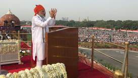 पंतप्रधान नरेंद्र मोदींच्या भाषणातील १५ ठळक मुद्दे