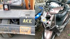 नागपुरात दुचाकीच्या अपघातात इंजिनिअरींगच्या 3 मैत्रिणींचा मृत्यू
