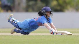 VIDEO : वांद्याच्या जेमिमाने क्रिकेट जगतात असा रचला इतिहास