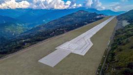 कसं आहे चीनपासून 60 किमी अंतरावर असलेलं सिक्कीमचं पहिलं विमानतळ ?