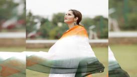 आजच्या भारत पाकिस्तान मॅचच्या आधी सानियानं असं का केलं?