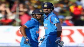 Live Cricket Score, India vs Afghanistan Asia Cup 2018 : अंबाती रायडू अर्धशतक करून आऊट