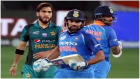 Live Cricket Score, India Vs Pakistan Asia Cup 2018: आज पुन्हा भारत-पाकिस्तान 'मैदान-ए-जंग'