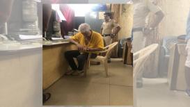 'झिंगाट' कलाकाराचा प्रताप, रिक्षाला धडक मारून चालला होता पळून !