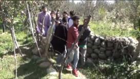 VIDEO : काश्मीरमध्ये अतिरेक्यांची पोलिसांनाच दहशत, ३ पोलिसांची हत्या