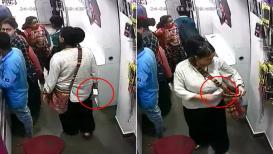 उच्च शिक्षित महिलेने दुकानात चोरला मोबाईल, समोर आलं धक्कादायक सीसीटीव्ही