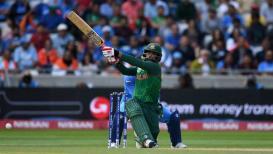 Live Cricket Score, India vs Bangladesh, Asia Cup 2018: बांग्लादेशच्या 100 धावा पूर्ण