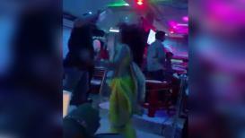 ऑर्केस्ट्राच्या नावाखाली डान्स बारमध्ये अश्लील चाळे, छुपा VIDEO आला समोर