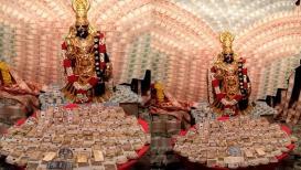 दानमध्ये मिळालं २ कोटींचे सोन्याचे दागिने, दीड कोटी