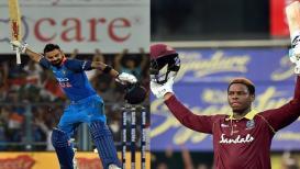 IND vs WI: पहिल्या सामन्याचे हे अविस्मरणीय फोटो एकदा पाहाच