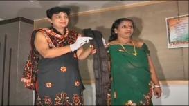 #Durgotsav2018 : लाखोंचा व्यवसाय सोडून महिलांच्या जटामुक्तीसाठी राबणाऱ्या नंदिनी जाधव