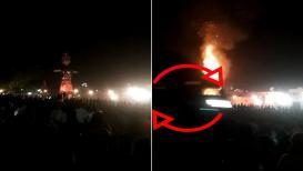 SHOCKING VIDEO : कसा झाला अपघात #AmritsarTrainAccident