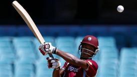 Live Cricket Score,India vs West Indies, 1st ODI: विंडीजला झटके पे झटका, मार्लन सॅमुअल्स भोपळाही न फोडता आऊट