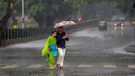 पुढच्या २४ तासात मुंबई, कोकणात पडू शकतो मुसळधार पाऊस; विदर्भ कोरडाच!