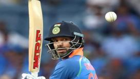 Ind vs Aus 1st t20 Live- भारताची अवस्था बिकट, शिखर धवनही तंबूत परतला