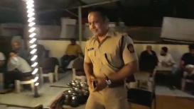 सिंघम अधिकारी शिवदीप लांडेंची हुक्का पार्लरवर कारवाई, LIVE व्हिडिओ