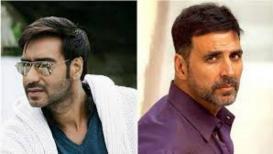 '2.0'नंतर अक्षयला मिळाला नवा मोठा सिनेमा, अजय देवगणची गच्छंती