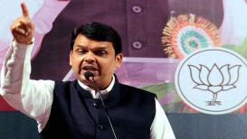 मध्य प्रदेशात  महाराष्ट्राचे मुख्यमंत्री देवेंद्र फडणवीसही झाले 'फेल'