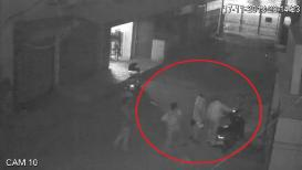VIDEO : काँग्रेसच्या माजी नगरसेवकावर प्राणघातक हल्ला