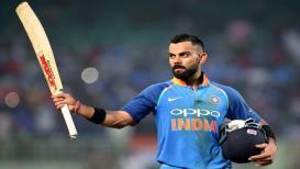 ICC Award : विराटचा ट्रिपल धमाका, अशी कामगिरी करणारा जगातील पहिलाच खेळाडू