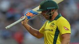 Ind vs Aus 1st t20 Live- ऑस्ट्रेलियाला दुसरा धक्का, अॅरॉन फिंच आऊट