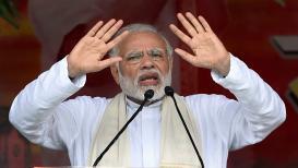 गांधी घराण्याबाहेरचा अध्यक्ष काँग्रेसला चालेल का? - मोदींचा हल्लाबोल