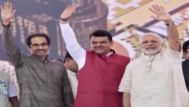 'हिंदुत्वा'वरून दोन मित्रांमध्ये का सुरू आहे 'महाभारत'?