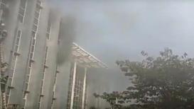 मुंबई कामगार रुग्णालय आगीचा मोठा खुलासा, या चुकीमुळे झाला 5 जणांचा मृत्यू