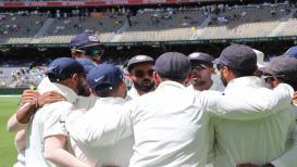 India vs Australia 2nd Test 1st day: पहिल्या दिवस अखेरीस ऑस्ट्रेलिया २७७/६, भारतासमोर कडवं आव्हान