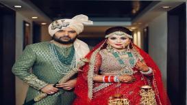 VIDEO : कपिल शर्माचं लग्न : नवरदेवाच्या ड्रेसला मॅचिंग गिन्नीची ज्वेलरी