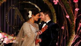 PHOTOS :  प्रियांका- निक लग्नसोहळ्याचे ३० कँडिड क्लिक्स