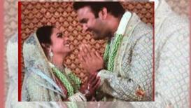 VIDEO : स्वर्ग त्यापुढे फिका पडे, पहा ईशा अंबानीचा शाही लग्न सोहळा