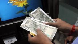 VIDEO : एटीएममधून निघाले दुप्पट पैसे, लोकांनी लूट लूट लुटलं
