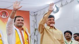 Assembly Election Result 2018 LIVE  तेलंगणात 'महाआघाडी'ला दणका