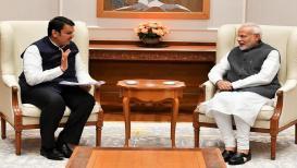 मुख्यमंत्र्यांनी घेतली दिल्लीत पंतप्रधान मोदींची भेट, 'या' विषयावर झाली चर्चा