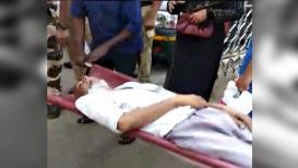 VIDEO: मुंबईतलं भीषण वास्तव, Heart Attack आल्यानंतरही टॅक्सी चालकांचा रुग्णालयात नेण्यास नकार