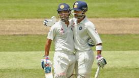 India vs Australia 2nd Test, Day 2: भारताकडून चोख उत्तर, १७२/ ३ कोहली शतकाच्या जवळ