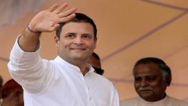 राहुल गांधींची पहिली वार्षिक परीक्षा : छत्तीसगडमध्ये  डिस्टिंक्शन, राजस्थानात पास