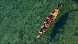 भारतातील ही नदी आहे काचेसारखी स्वच्छ