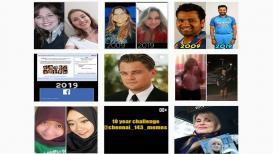 #10YearChallenge : सोशल मीडियावर धूमाकूळ घालणारं हे नवं चॅलेंज म्हणून आहे वेगळं