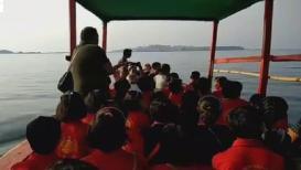 VIDEO : गावात एसटीबसही न पाहणारे विद्यार्थीजेव्हा कोकण दर्शनाला जातात