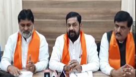 महाराष्ट्राच्या राजकारणात आणखी एका पक्षाची एंट्री, लोकसभेसाठी 14 उमेदवारांचीही घोषणा